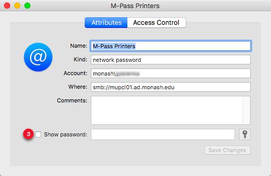 M-Pass printer dialog box